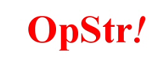 "OpStr! - Acronym - "" Operating Strength "" = Operating Strength of ONE """